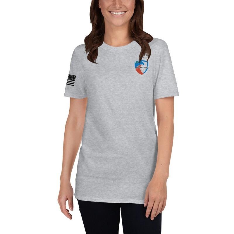 Womans USPC Short-Sleeve Basic T-Shirt