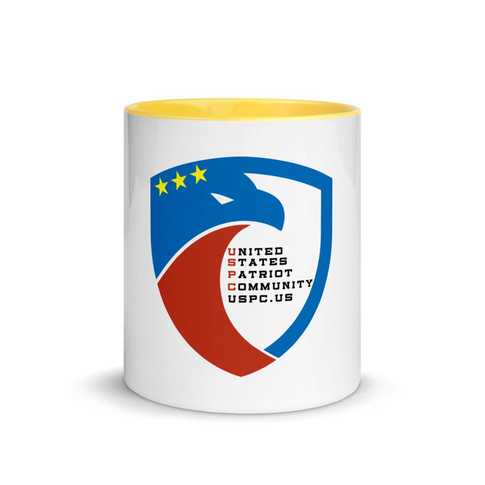 USPC Mug with Color Inside