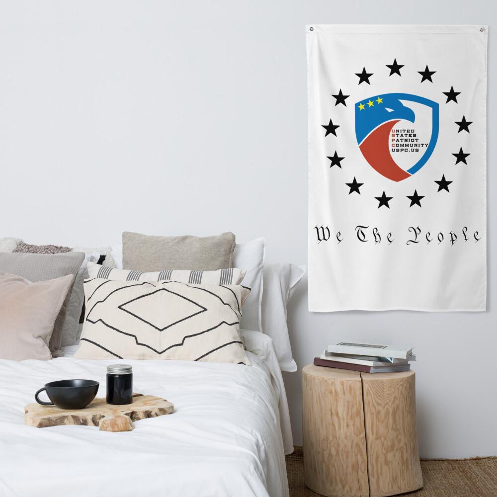 USPC Stars We The People Flag