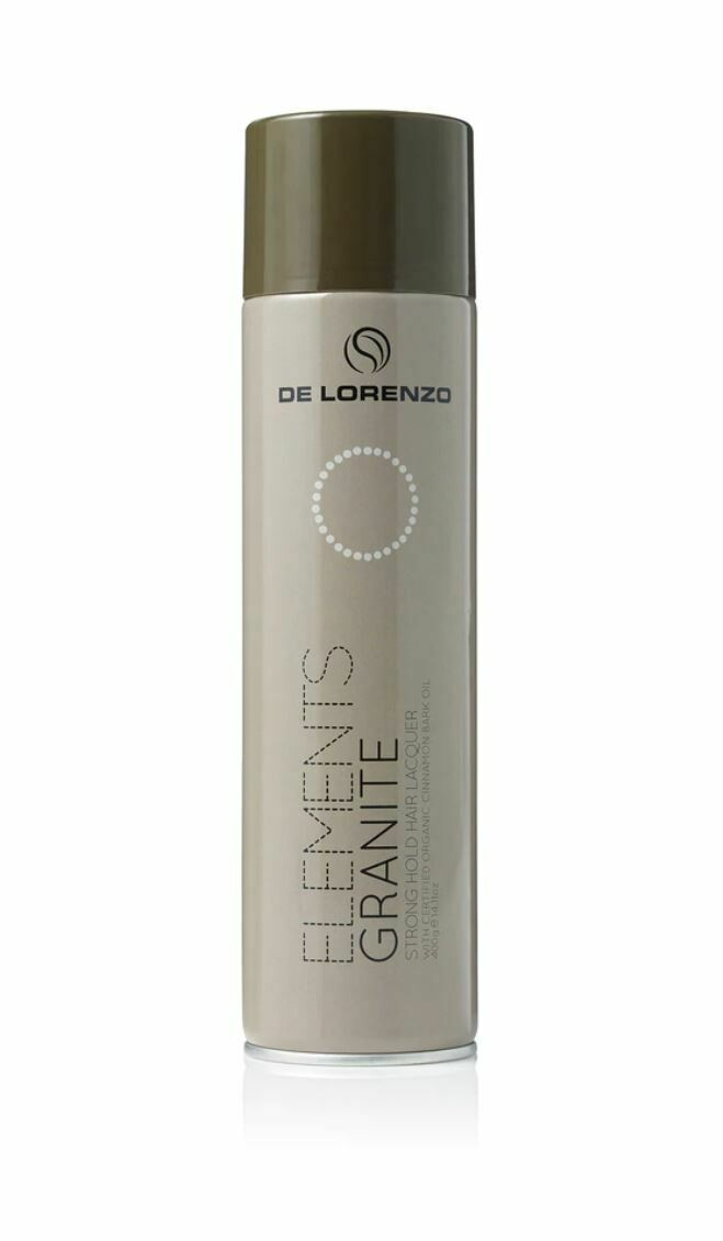 Granite - Strong Hold Hair Lacquer