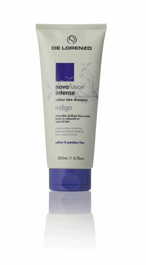 Nova Fusion Intense Shampoo - Indigo
