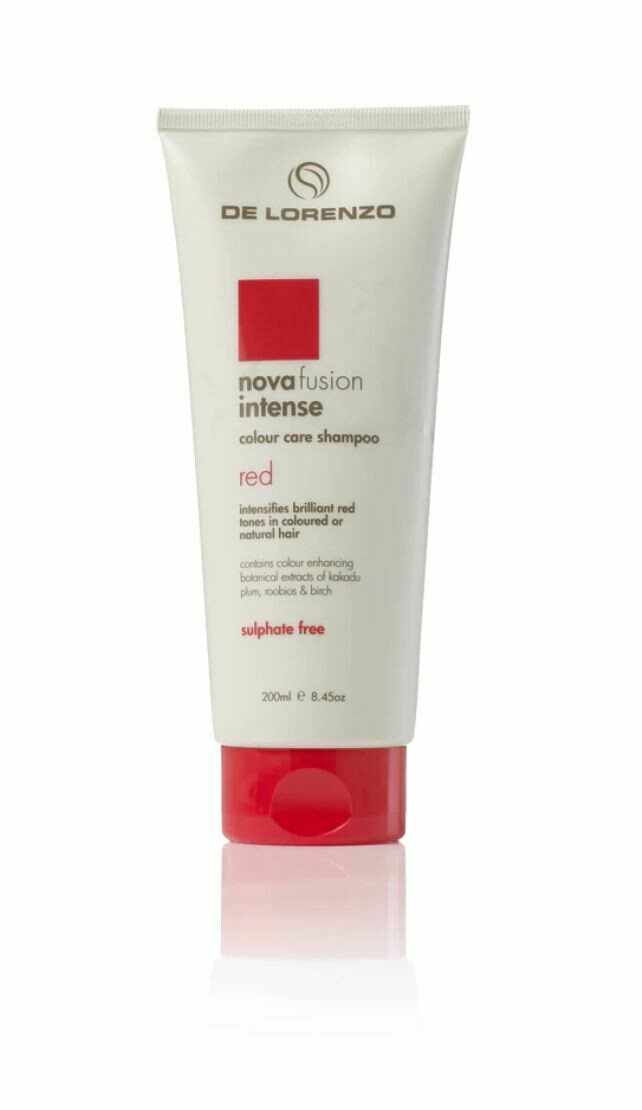 Novafusion Intense Shampoo - Red