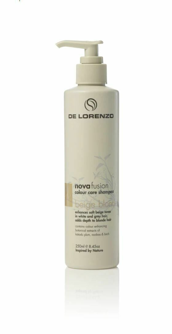 Novafusion Shampoo - Beige Blonde