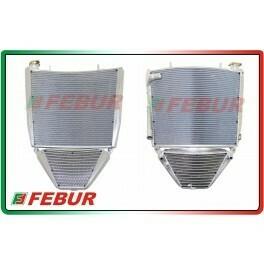 Febur race Radiator F3