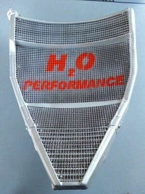 H20 Radiator and oil cooler