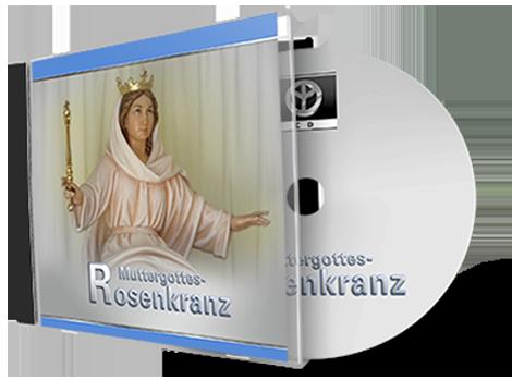 Rosenkranz zur Muttergottes – CD