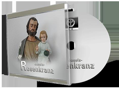 Rosenkranz zum hl. Josef – CD