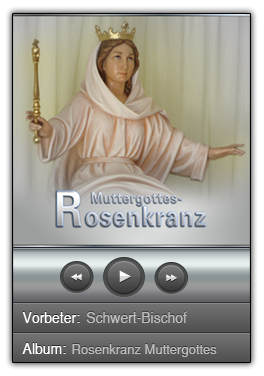 Rosenkranz zur Muttergottes – Download – MP3