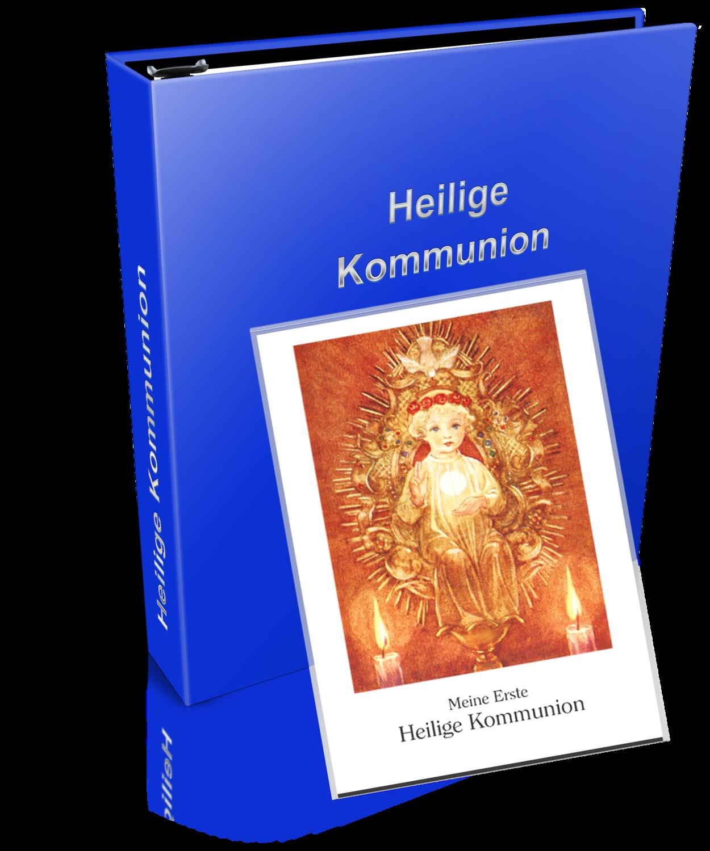 Heilige Kommunion – Ringordner