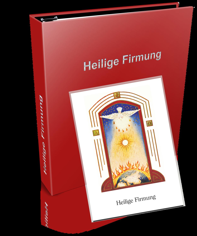 Heilige Firmung – Ringordner