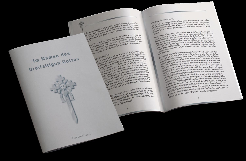 Im Namen des Dreifaltigen GOTTES – Download PDF