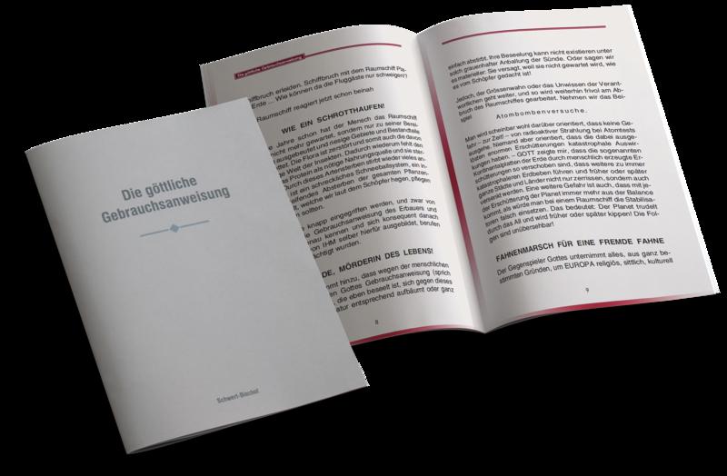Die göttliche Gebrauchsanweisung – Download PDF
