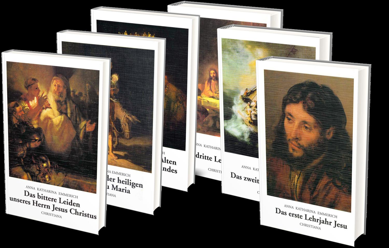 Die Bücher von Anna Katharina Emmerich