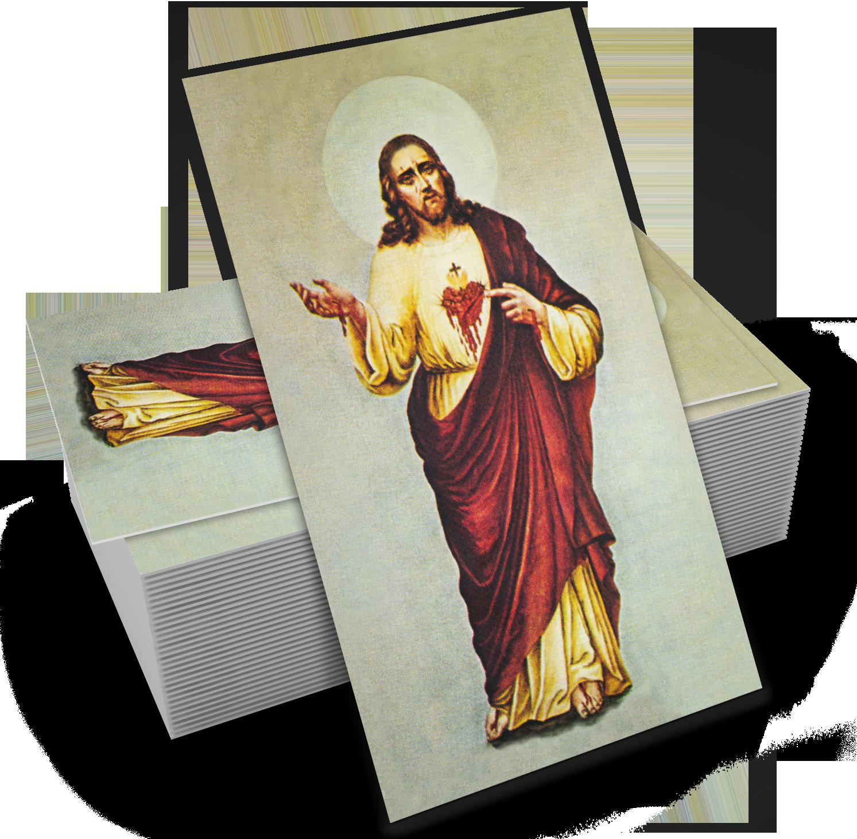 Gebrochenes Herz JESU