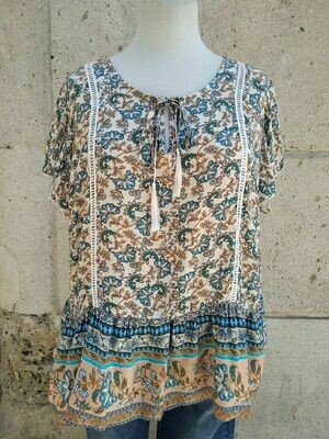 Blusa Ikaria 35 Spell Gypsy Style