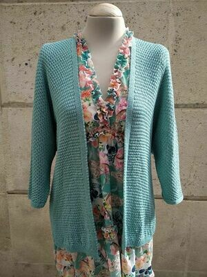 Cardigan Mexico 71 Spell Gypsy Style