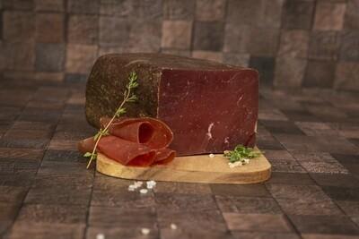 Bündnerfleisch geschnitten Schale