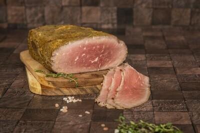 Roastbeef geschnitten Schale