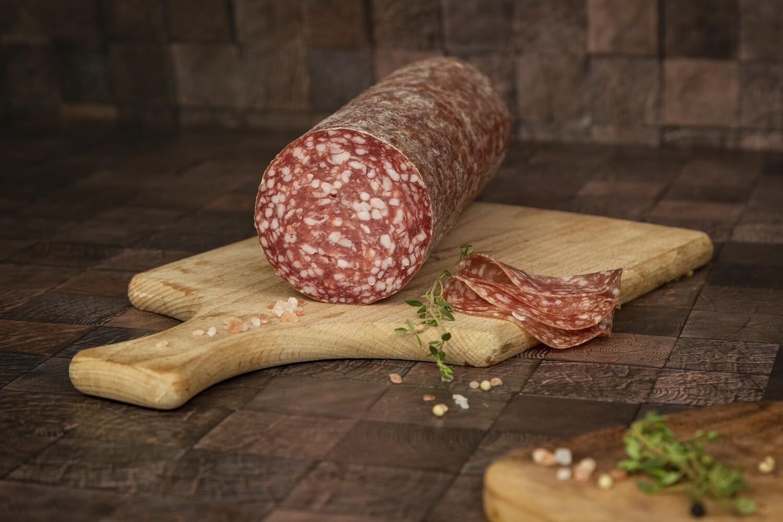 Salami Citterio geschnitten in Schale