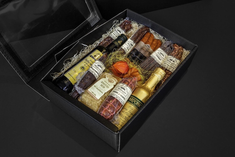 Mediterrane Geschenk-Box