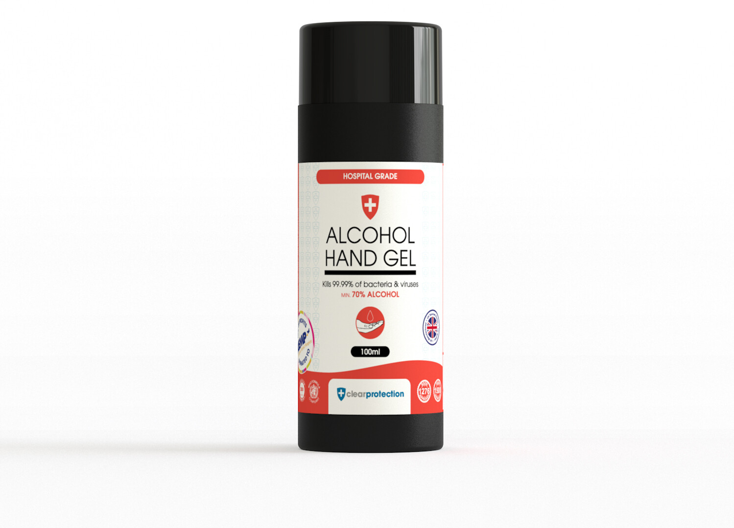 70% Alcohol Hand Gel - 100ml
