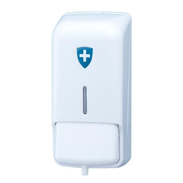 Manual Pump FOAM Dispenser - White