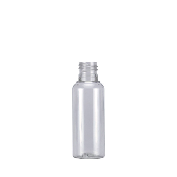 PET Bottle 50ml Clear 20mm