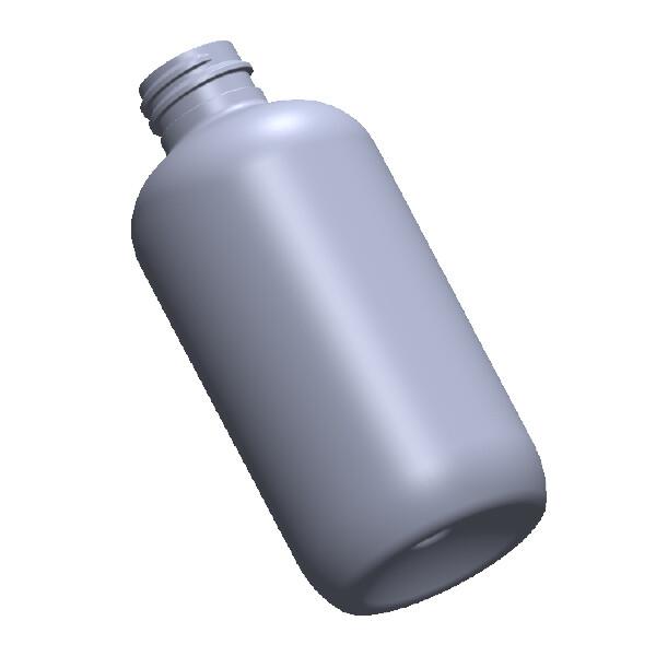 PET Bottle 100ml Clear 20mm