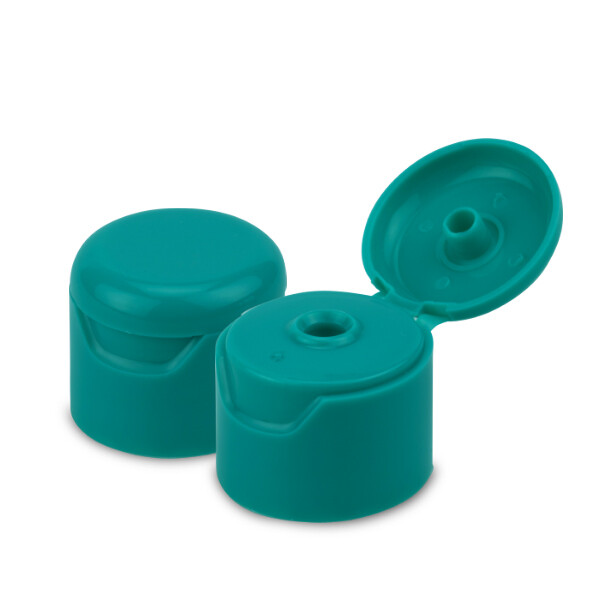 Flip Top Green 28mm
