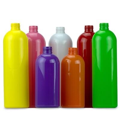 PET Coloured Bottles