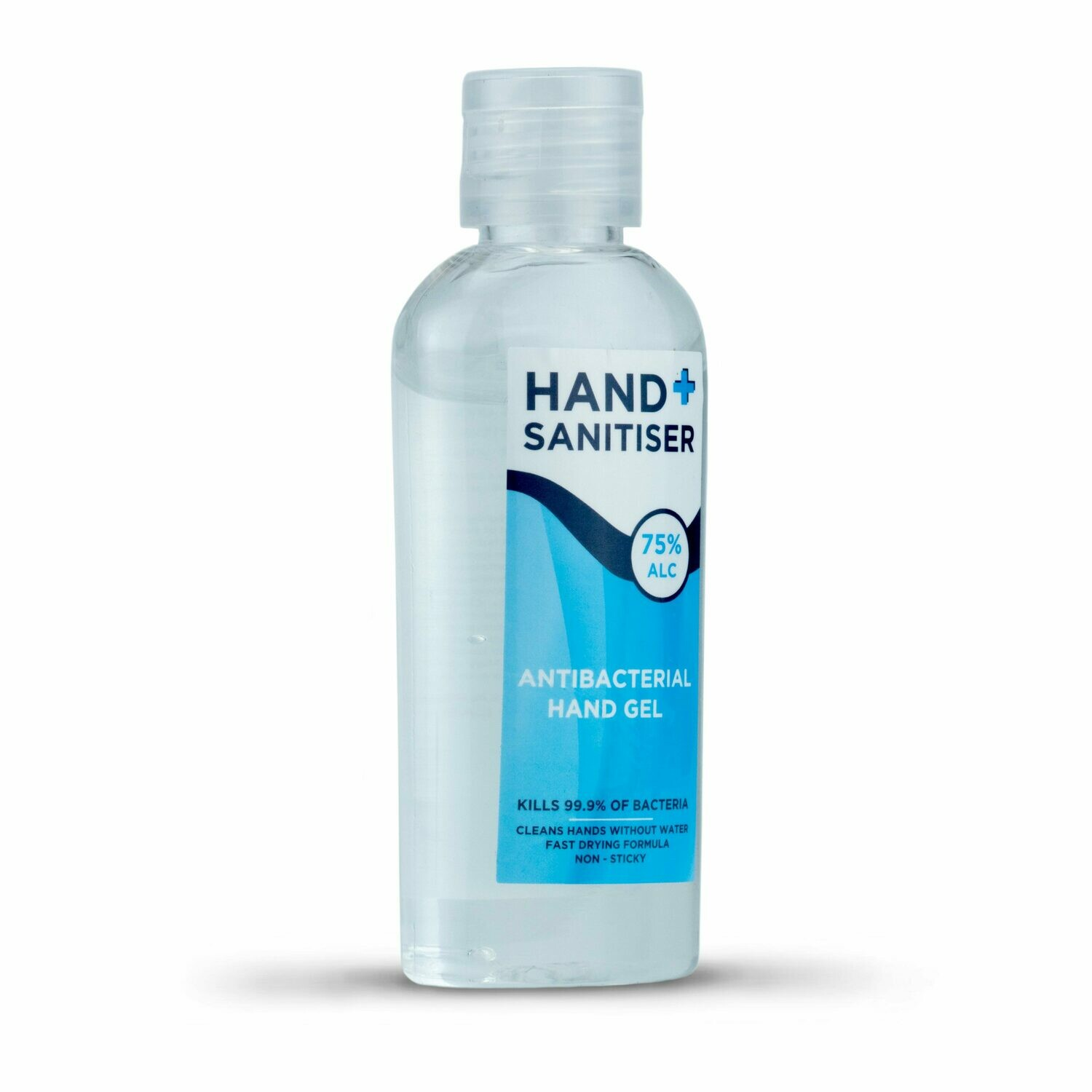 75% Alcohol Hand Gel - 60ml (Flip top Lid)