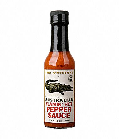Flamin' Hot Pepper Sauce