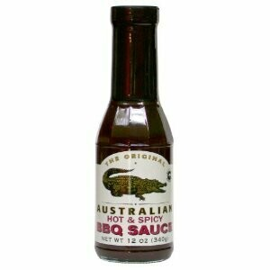Hot & Spicy BBQ Sauce