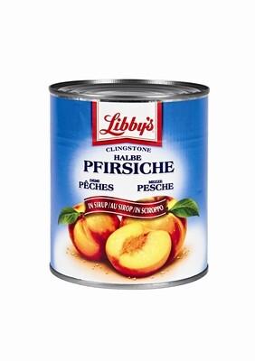 Pfirsich Hälften 500g