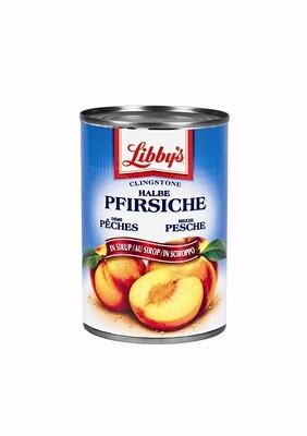 Pfirsich Hälften 250g
