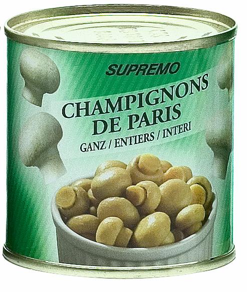 Champignons ganz
