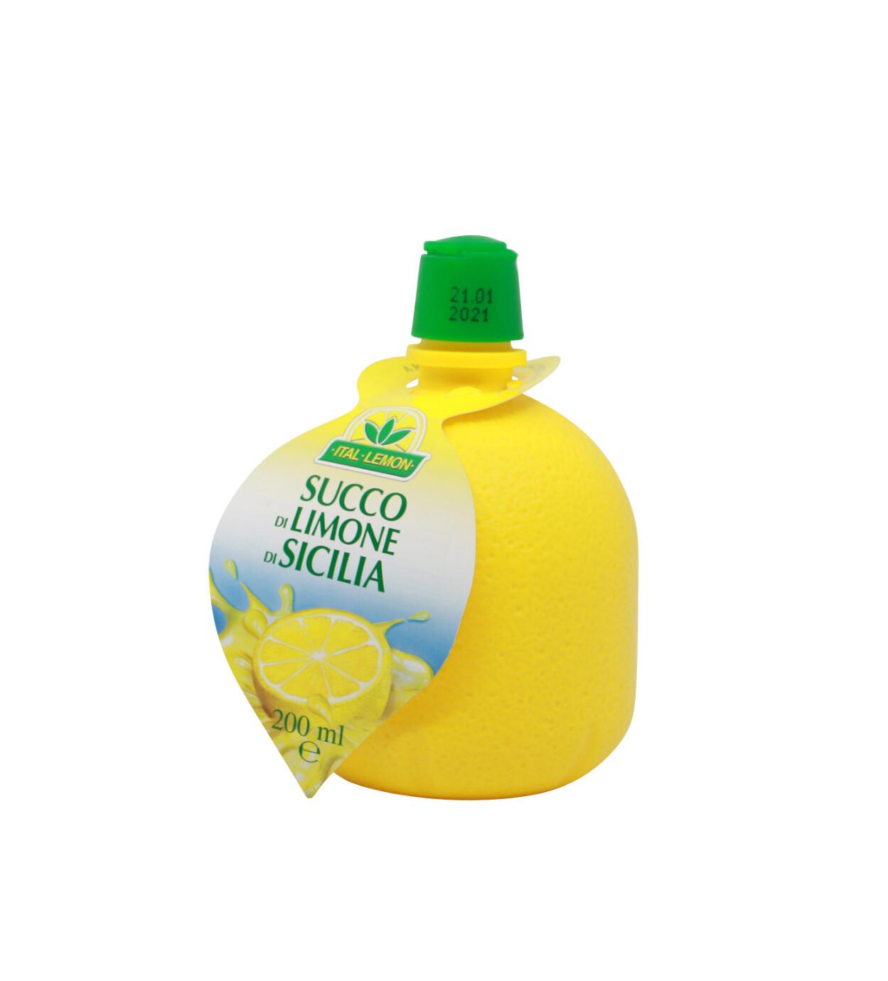 Zitronensaftkonzentrat 200ml