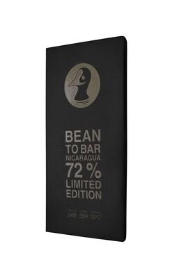 "Taucherli - ""Bean to Bar"" - Nicaragua 72% Limited Edition"