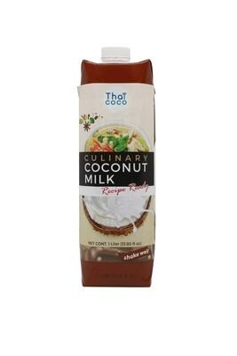 Kokosnussmilch 17% Fett