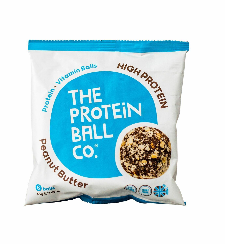 Proteinkugeln Erdnussbutter 45g