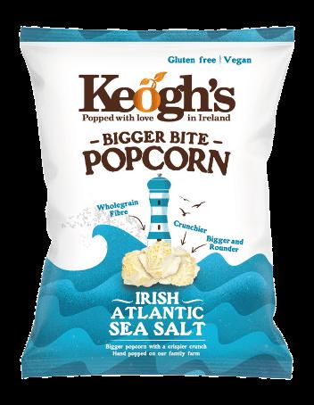 Popcorn Meersalz 70g