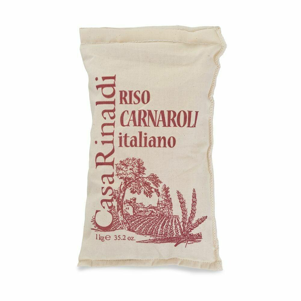 Italienischer Carnaroli Reis