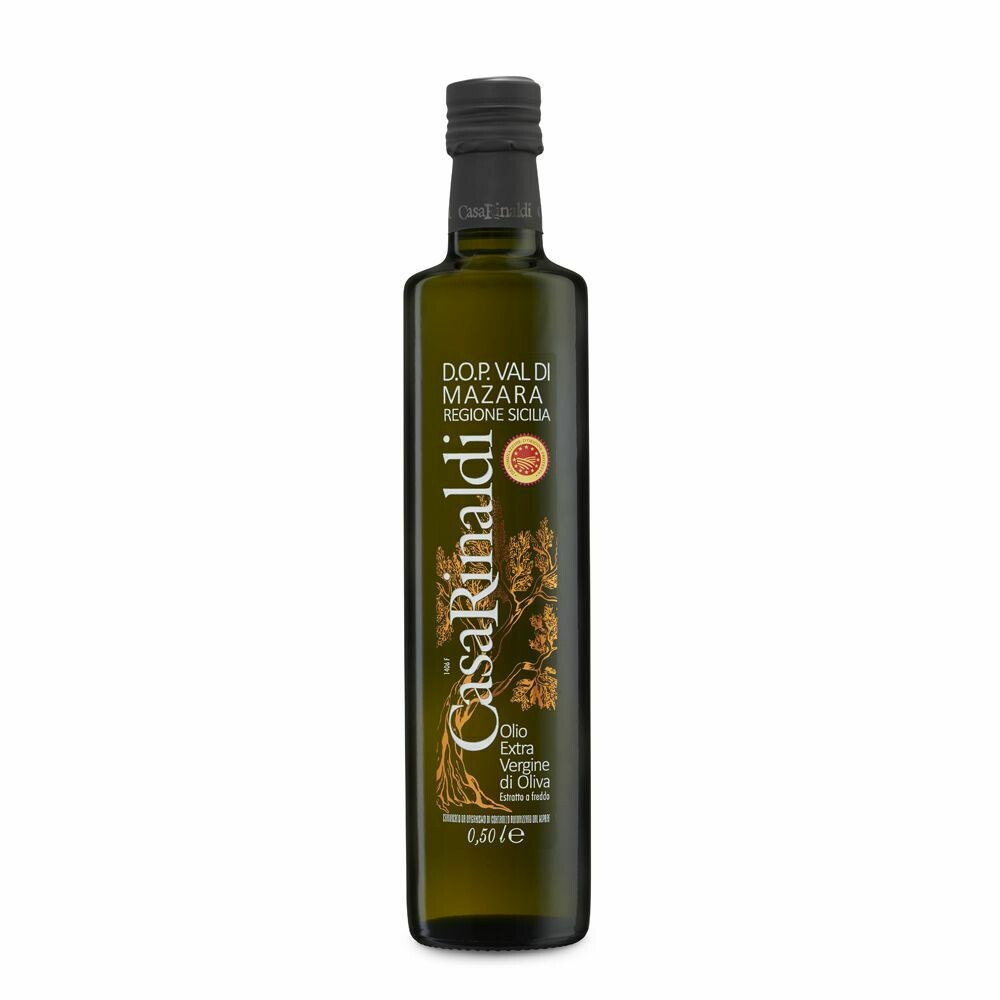 Olivenöl extravergine Sicilia DOP