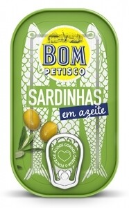 Sardinen ganz in Olivenöl