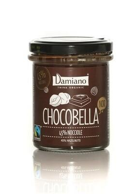 Chocobella Noir Haselnuss- und Schokoladencreme, Vegan