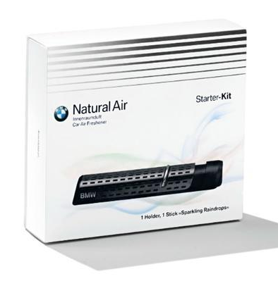 BMW Natural Air Interior fragrance starter kit