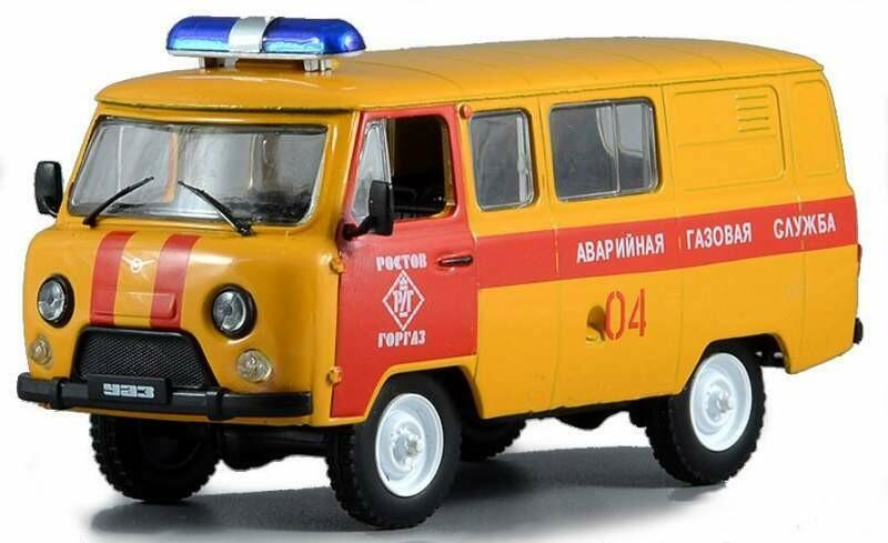 MUDEL  UAZ 3909 gaasiavarii
