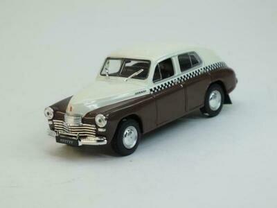 MUDEL GAZ-M20 Pobeda taxi