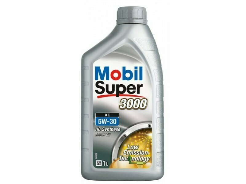 5W30 SUPER 3000 XE