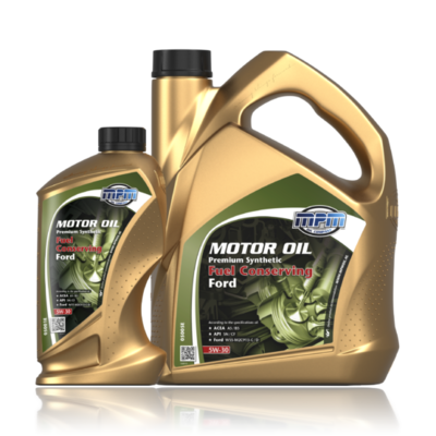 MPM MOTOROIL 5W30 Fuel Conserving FORD